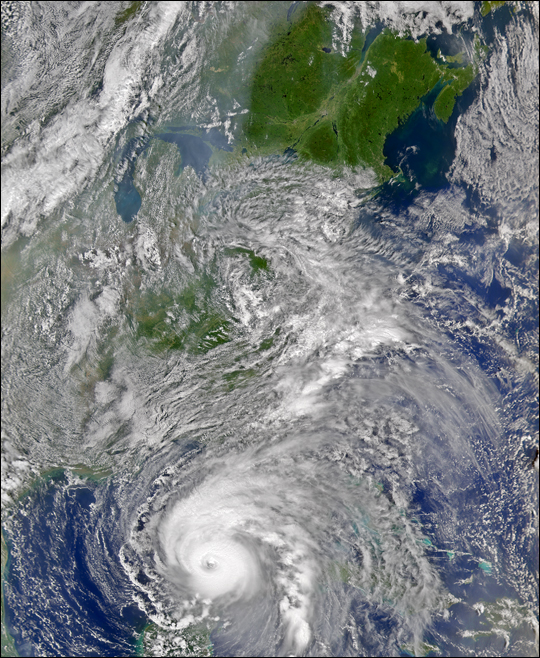 Hurricane Ivan: Natural Hazards