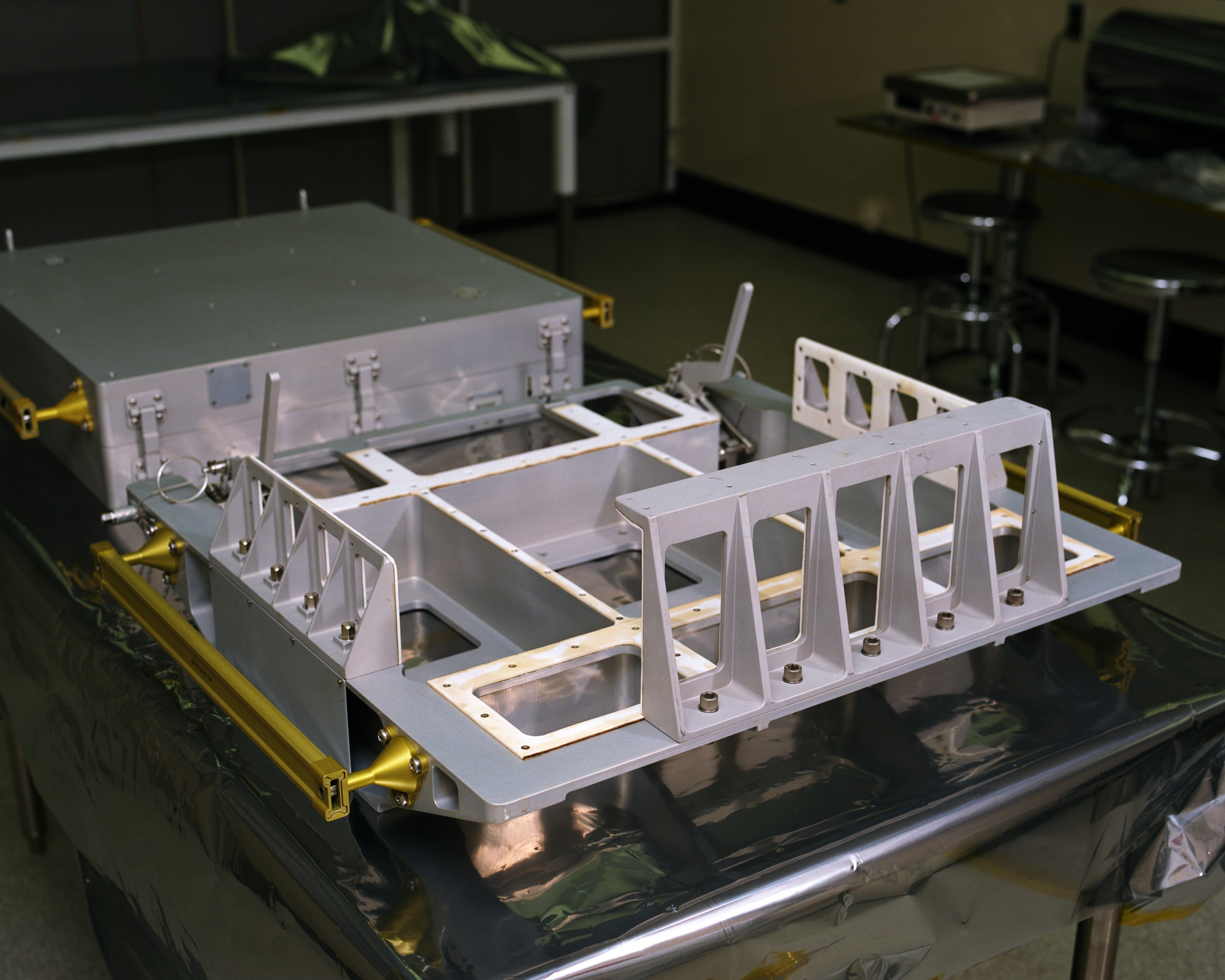 Materials International Space Station Experiment (MISSE)